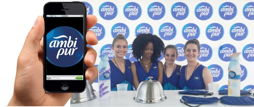 ambi pur promotion instore in store promotional activitiy